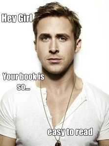 Hey Girl Easy to Read
