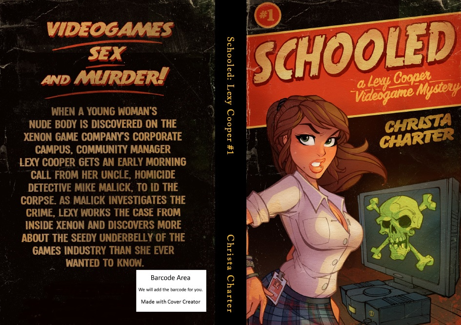 Schooled cover preview