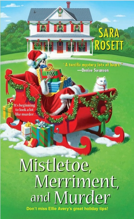 Mistletoe Merriment and Murder