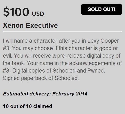 Xenon Executive