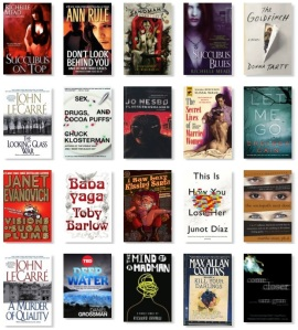 Books I read 2013