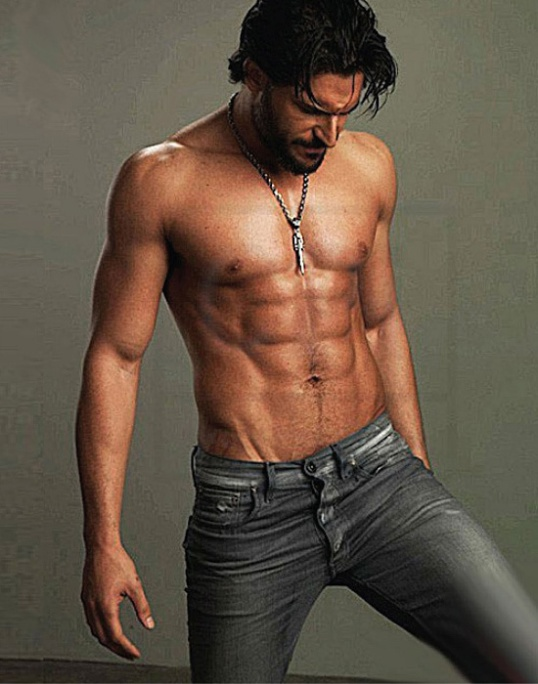 joe manganiello in magic mike 1