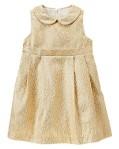 gold christmas dress