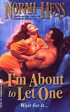 parody romance cover