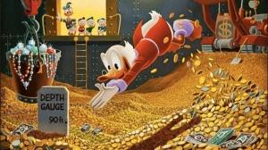 scrooge mcduck money