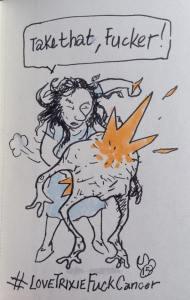 drawing batle