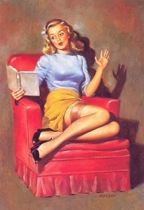 Pinup reading