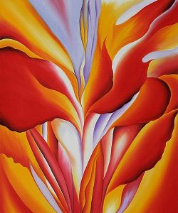 Red-Canna