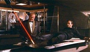Goldfinger-laser-scene